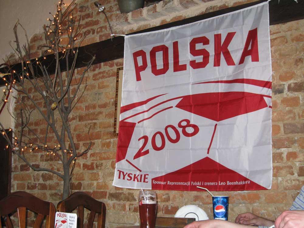 Poland Euro 2008 flag