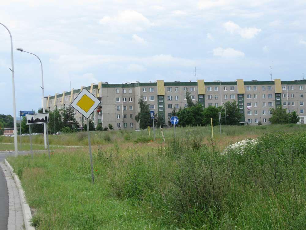 Polish block - osiedle