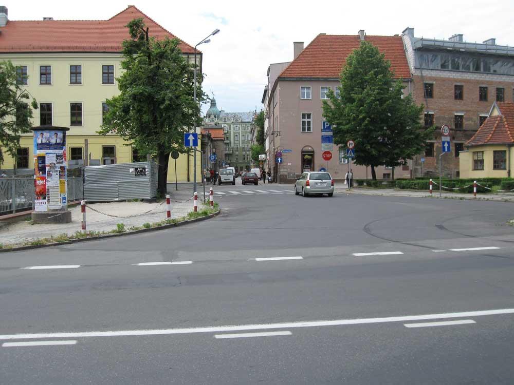 Polish intersection