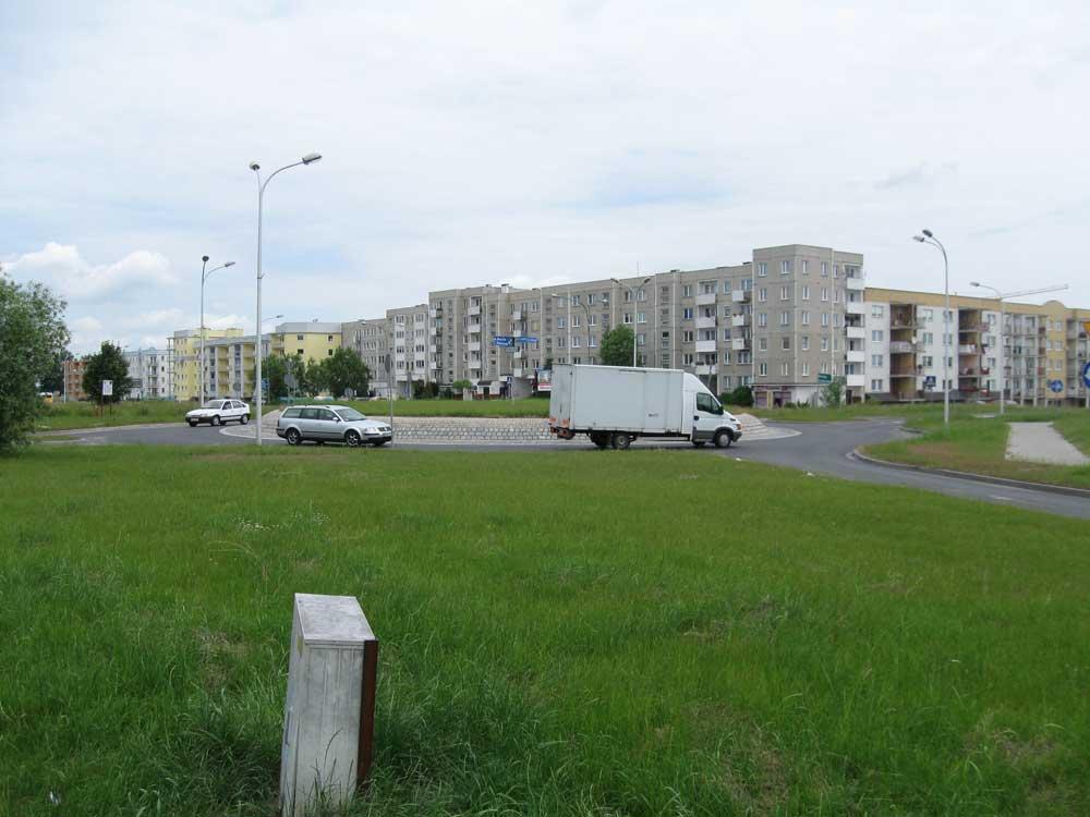 Rondo in Poland