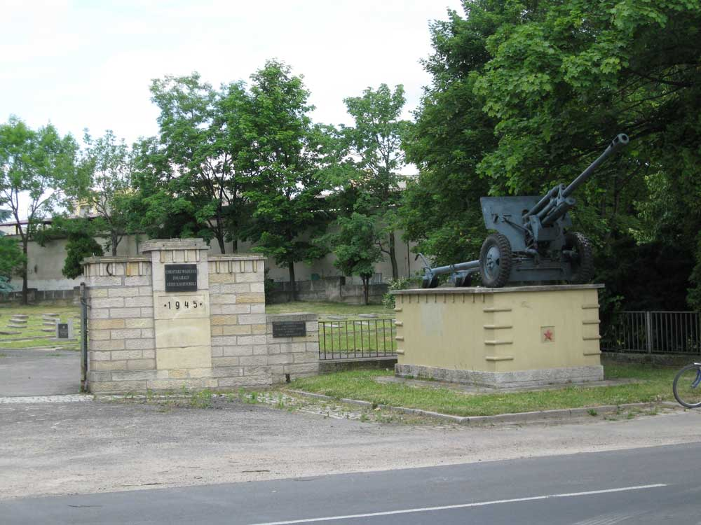 Polish-Russian army cementery