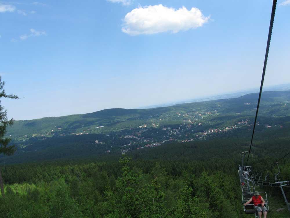 Szklarska Poręba mountains