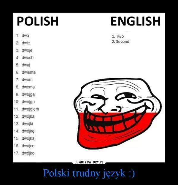 Is Polish An Easy Language To Learn And Is There A Way Of